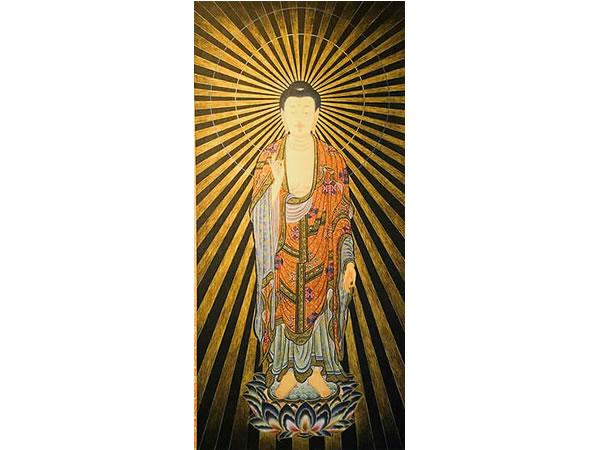 56阿弥陀佛像