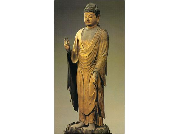 44阿弥陀佛像