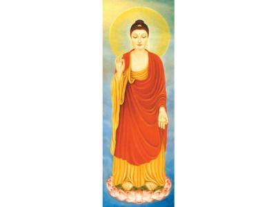 9阿弥陀佛像