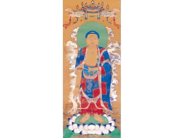5阿弥陀佛像
