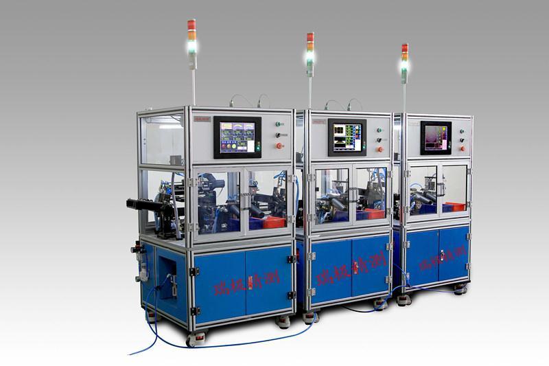 RPM F 系列全自动高精密数字综合柔性检测线