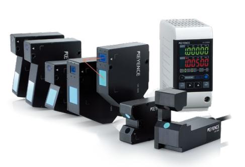CCD 激光位移传感器